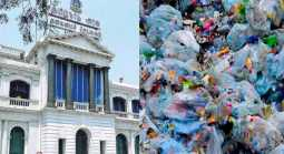 Plastic barrier; 1 lakh fine; New bill to file
