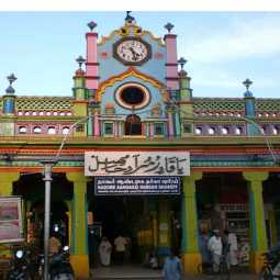 nagai district nagore dargah santhanakoodu festival