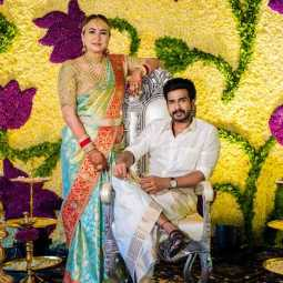 vishnu vishal jwala gutta wedding photos