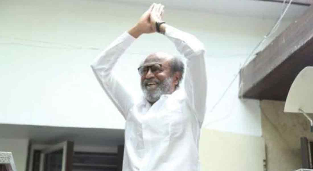 Thanks to all who congratulated me on my birthday - Rajinikanth