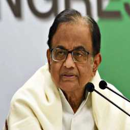 economic go to 4.8% below former union minister p chidambaram