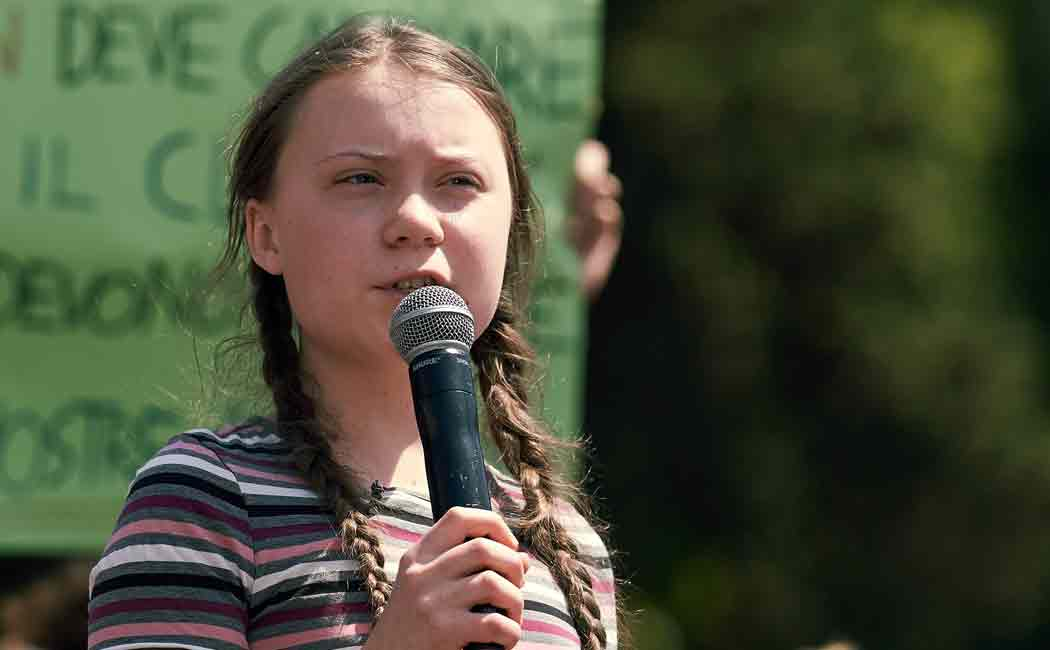 greta thunberg about neet and jee exams