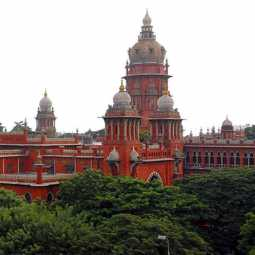 private land occupied government jobs chennai high court