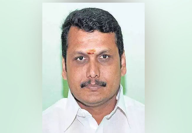 karur district dmk mla senthil balaji chennai high court