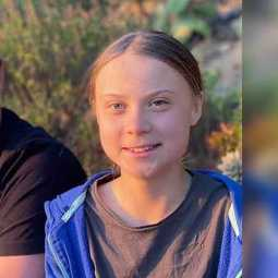 greta thunberg files for trademark to her name