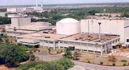 Electricity Production at Kalpakkam nuclear power plant