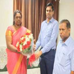 TAMILNADU NEW DISTRICTS SPECIAL IAS OFFICERS OATH CEREMONY
