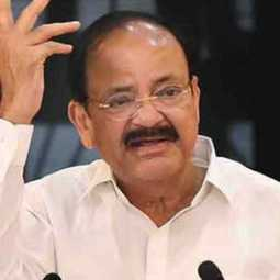 No one, including the President of the Republic, Prime Minister I ever went to the convent school - Venkaiah Naidu talk !!