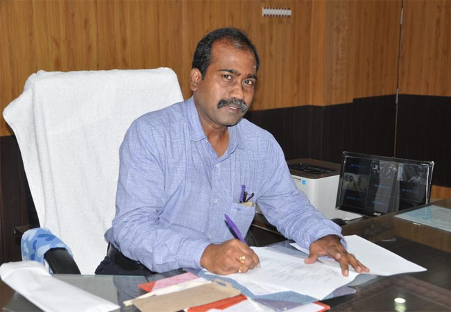 sivagangai district coronavirus recovered over district collector