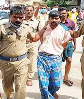 namakkal district puduchathiram incident police