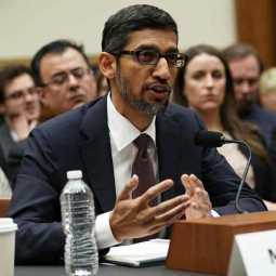 sundar pichai's future as alphabet ceo