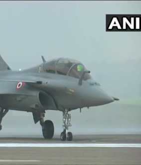 rafale aircraft fighter ambala airbase
