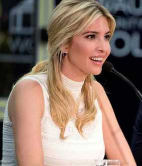 ivanka accepts challenge on covid vaccine