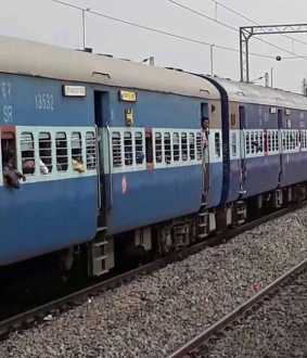 chennai medical college student travel in Rameshwaram Express train to arrest ttr wrong activities