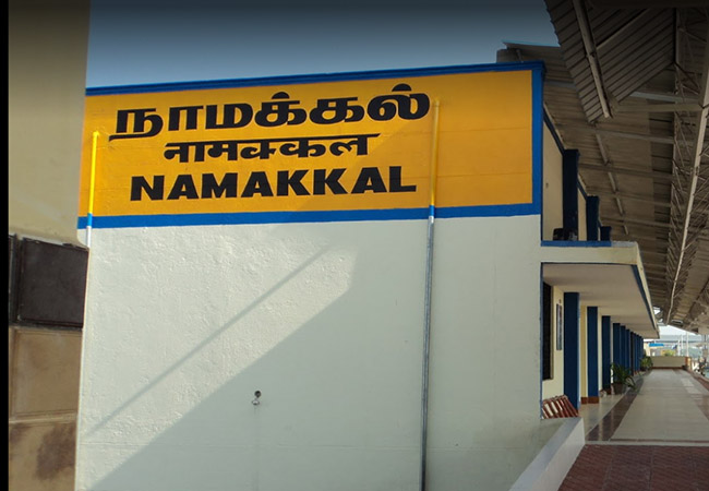namakkal district college student incident police investigation