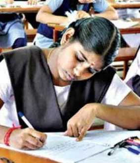 10th grade students in Telangana go  'All-Pass'