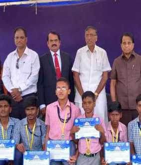 National Satellite Design Competition ... Launched by Government School Students