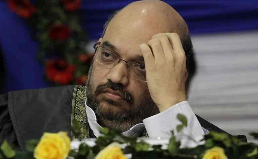 amit shah cancels his trip to mumbai