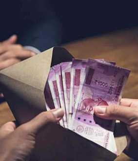 1 in 2 Indians paid a bribe in 2019