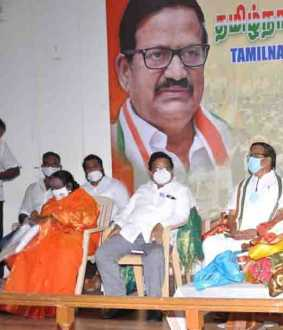 tamilnadu congress party mlas meeting
