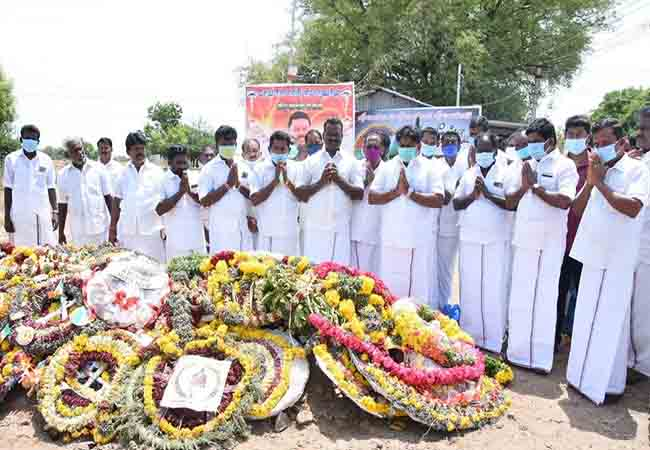india china border army incident ramanathapuram district admk mla