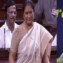 """In Tamil Nadu by-election BJP is separate Be competitive! "" - Sasikala Pushpa Request to Amitsha"