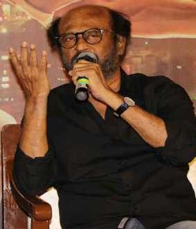 How do you see the attack on Delhi students ... Rajinikanth refuses to respond!