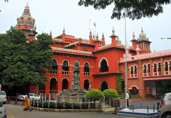 chennai high court safety issue high commission security meeting start now