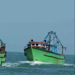 Sri Lankan navy arrests Indian fishermen