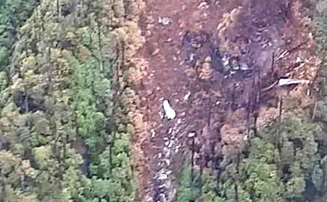 13 persons lost life in an32 flight accident
