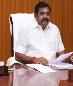ministry of external cm palanisamy letter
