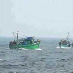 8 fishermen arrested