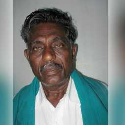 Farmers' Union State Secretary CK Danapal passed away