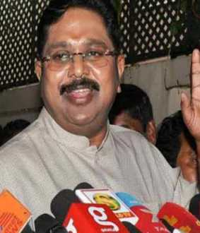 '' Notification may be released at any time '' - TTV Dhinakaran vows again