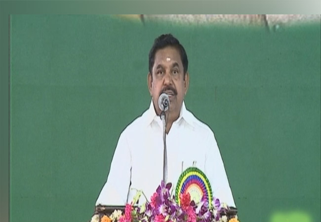 ramanathapuram new medical college function cm palanisamy speech