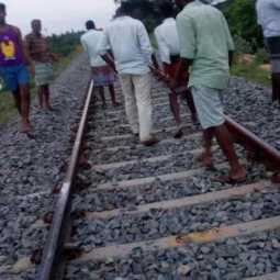 train accident incident in viruthachalam