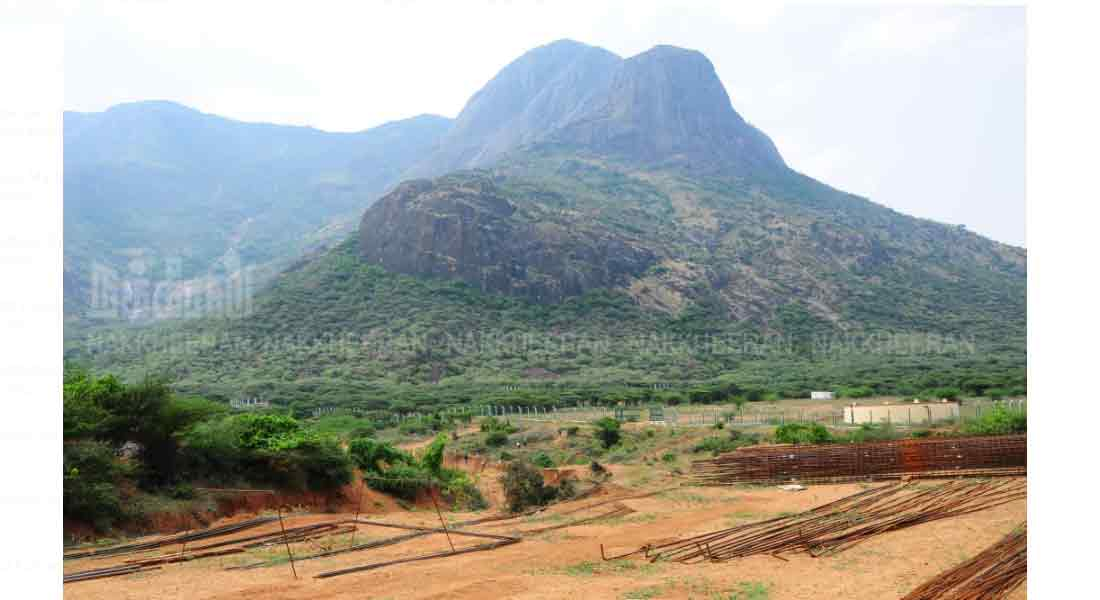 approval to neutrino project in theni