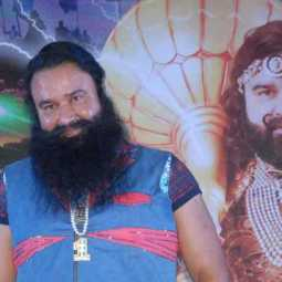 ram rahim came out of jail to do agriculture