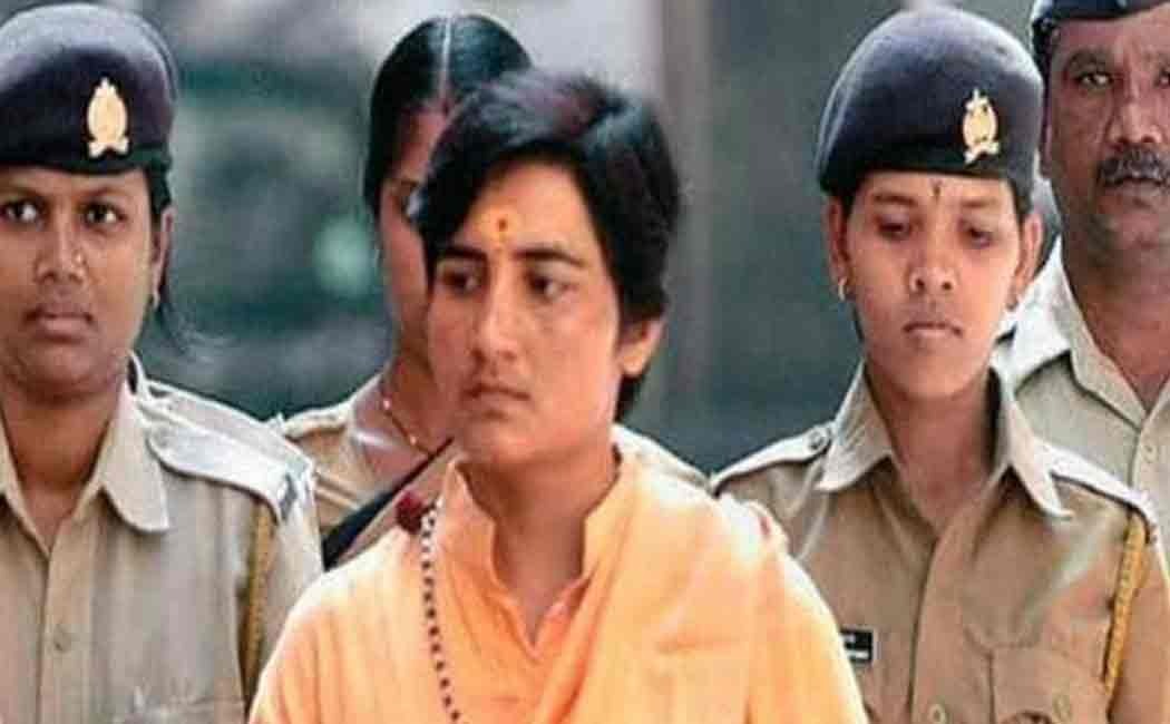 bjp candidate pragya singh thakur comment about godse
