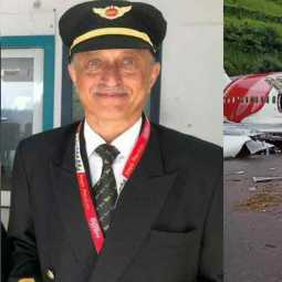 air india pilot turn off the engine in last minute to save people