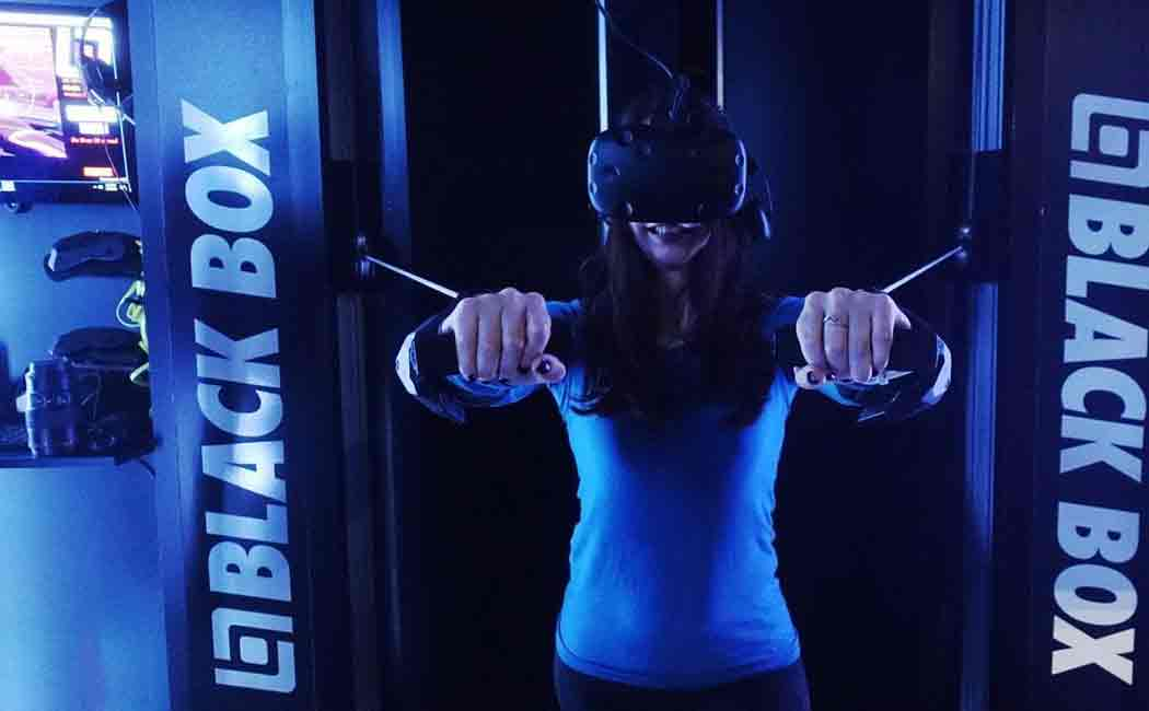 worlds first virtual reality gym opened in sanfrancisco