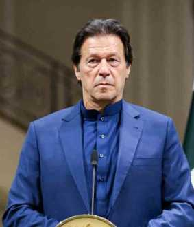 imran khan blames india for stock exchange incident