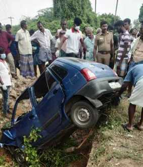 car accident near erode 4 passes away