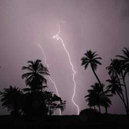 thunder attack near Villupuram