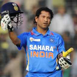 INDIA CRICKET TEAM FORMER STAR PLAYER SACHIN TWEET