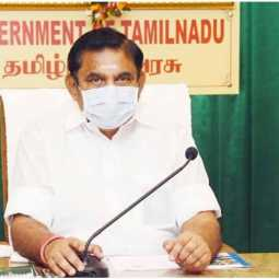 tamilnadu cm palanisamy discussion with all districts collectors meeting coronavirus