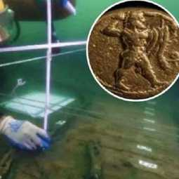 ancient lost city of egypt found under sea
