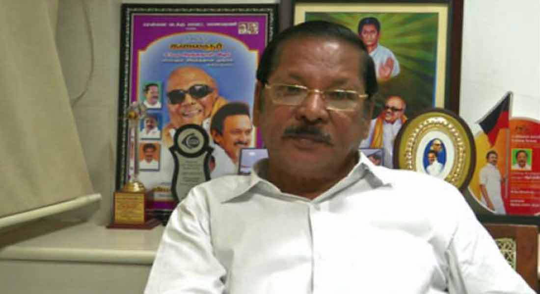 Corona infection confirmed for DMK RS Bharathi