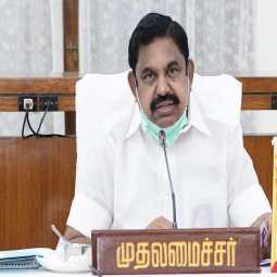 cyclone and heavy rains cuddalore district cm palanisamy appointed one more minister