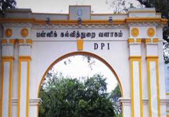 TAMILNADU SCHOOLS CEO AND DEO TRANSFER School Education Directive